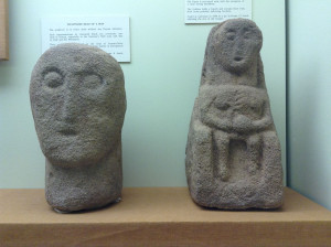 Celtic figures